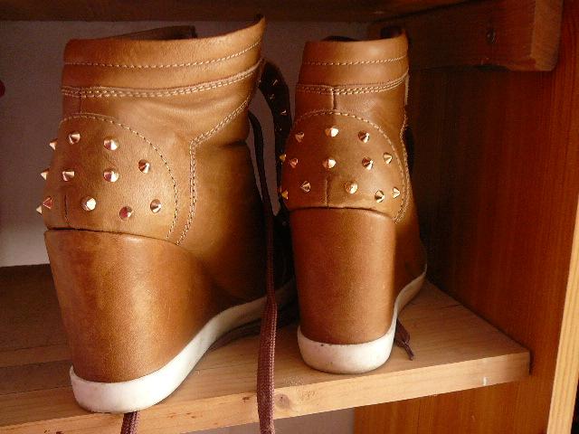 Les nouvelles chaussures à talon