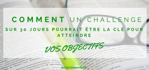 challenge 30 jours